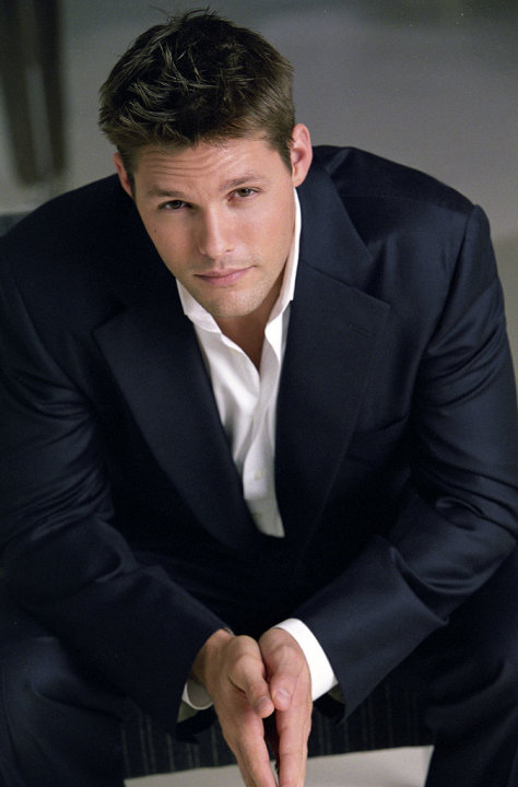 Justin Bruening stars as Jamie on ABC Daytime's All My Children
