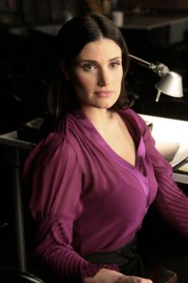Singer, actress and Broadway star Idina Menzel played Shelby Corcoran, the coach of the glee club's rival Vocal Adrenaline and Rachel Berry's biological mother in Season 1 -- FOX