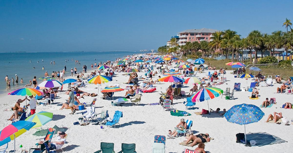 10 Craziest Spring Break Beaches