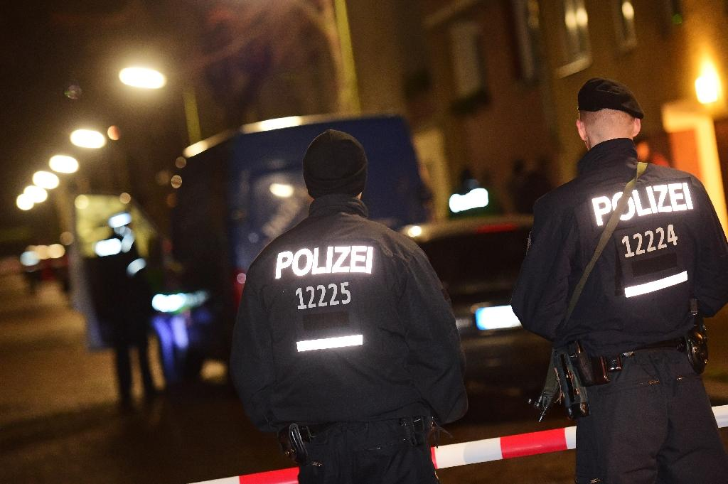 Germany frees two held for alleged 'act of violence' plot: police