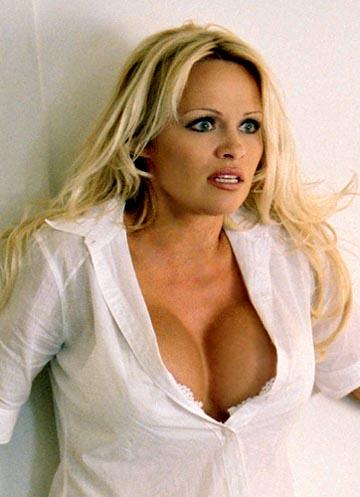 Pamela Anderson in Dimension's Scary Movie 3