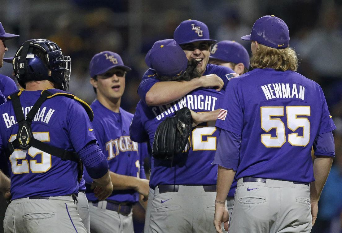 LSU athletic director critical of NCAA postponing game