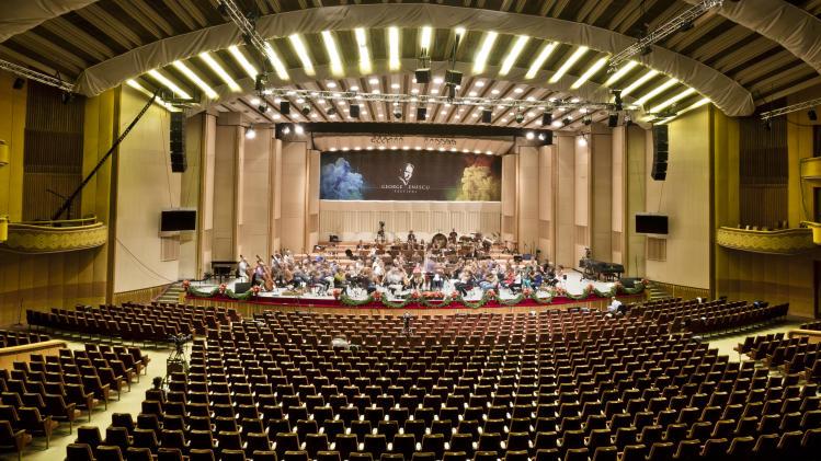 Bucharest's biggest-ever classical music festival