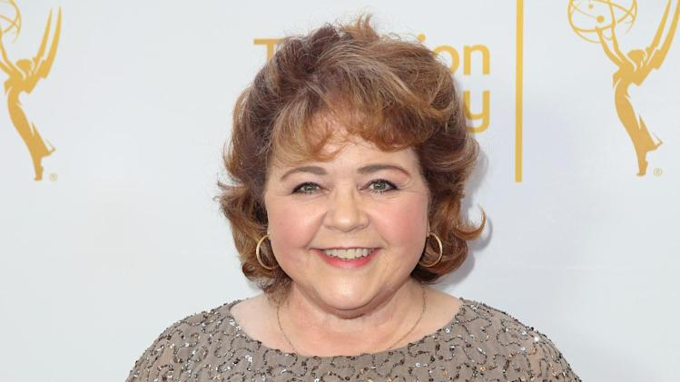 Patrika Darbo arrives at the Television Academy's 66th Emmy Awards Performers Peer Group Celebration at the Montage Beverly Hills on Monday, July 28, 2014, in Beverly Hills, Calif. (Photo by Matt Sayles/Invision for the Television Academy/AP Images)