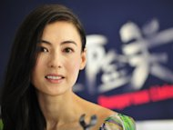 Cecilia Cheung is happiest divorcee
