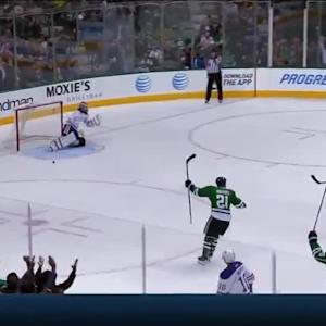 Edmonton Oilers at Dallas Stars - 11/25/2014