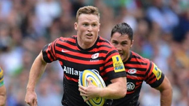 Saracens' Chris Ashton (PA Sport)