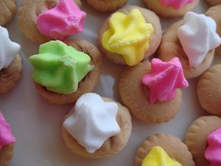 Fancy Gem Biscuits