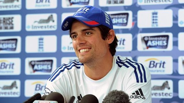 Alastair Cook will believes England are just as hungry for victory as they would if the game was poised on a knife-edge