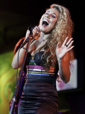 Haley Reinhart Makes 'American Idol' History at Lollapalooza (Video)