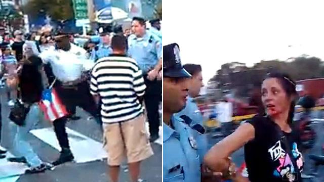 Philadelphia Officer Who Punched Woman to Be Fired