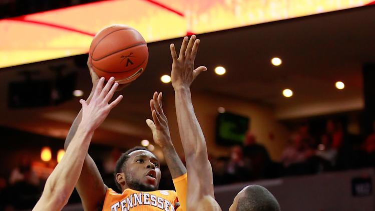 NCAA Basketball: Tennessee at Virginia