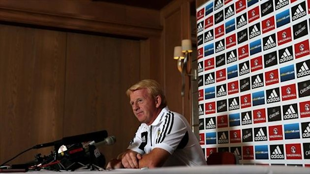 Gordon Strachan is hoping Scotland can perform against England on Wednesday night (PA Sport)