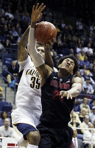 Randle leads Stanford to 83-70 win over California