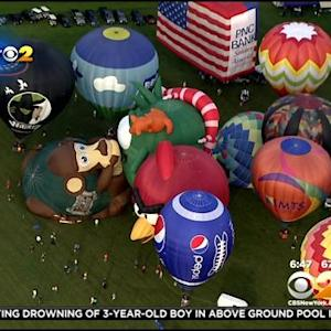 Up, Up And Away! 32nd Annual NJ Festival Of Ballooning Kicks Off