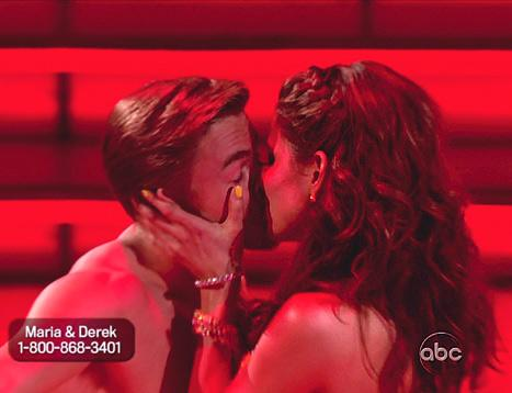 "Maria Menounos and Derek Hough's Kiss Needed ""More Tongue,"" Says Gavin DeGraw"