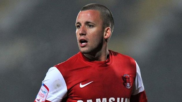 Jimmy Smith left Leyton Orient after four years at the club