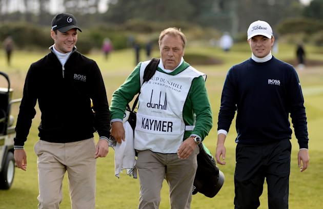 2013 Alfred Dunhill Links Championship - Day One