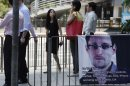 Iceland: 'informal talks' about Snowden asylum