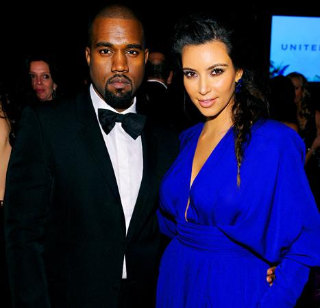 Kanye West Reveals Father's Day Gift From Kim Kardashian, Parties With Jamie Foxx After BET Awards