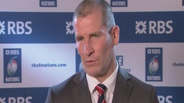 Stuart Lancaster lays out Six Nations ambitions