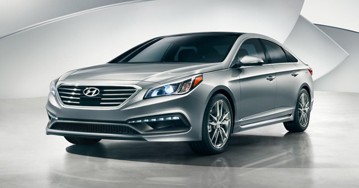 The All-New Sonata®: A Step Above the Competition