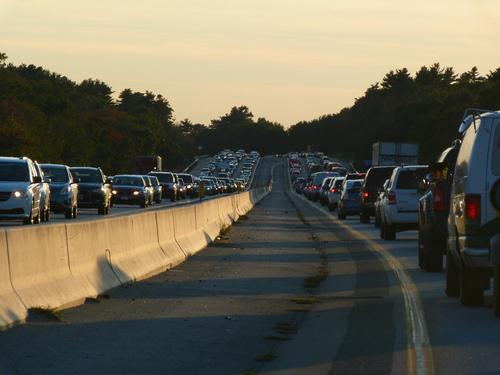 Avoid These Boston Highway Bottlenecks on Thanksgiving