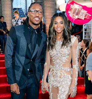 Ciara Debuts 15-Carat Engagement Ring From Fiance Future: First Photo!