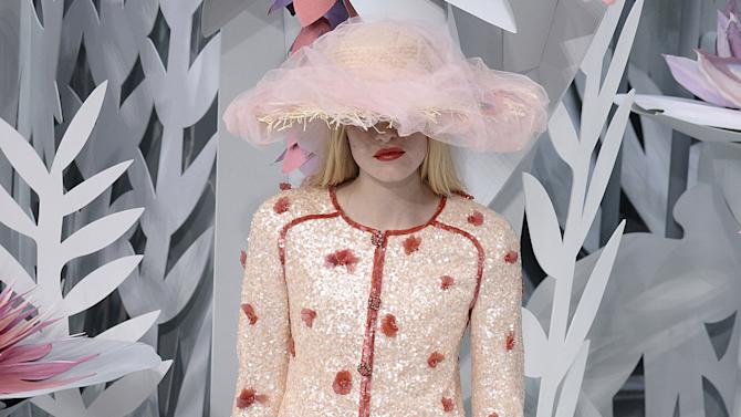 Chanel - Spring Summer 2015 Runway - Paris Haute Couture Fashion Week