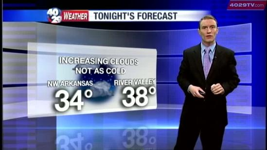 Darby's Weather Webcast, Feb24
