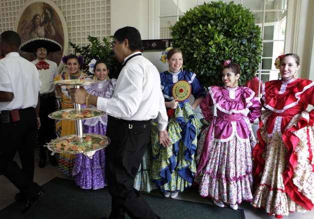 Obama's Cinco de Mayo