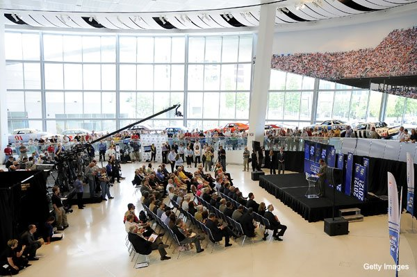 Waltrip, Yarborough lead 2012 NASCAR Hall of Fame Class
