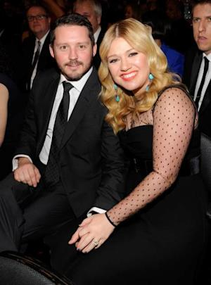 Kelly Clarkson, Brandon Blackstock -- Getty Images