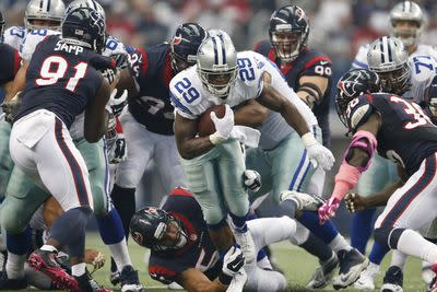 Texans vs. Cowboys 2015 live stream: Start time, TV schedule and how to watch online
