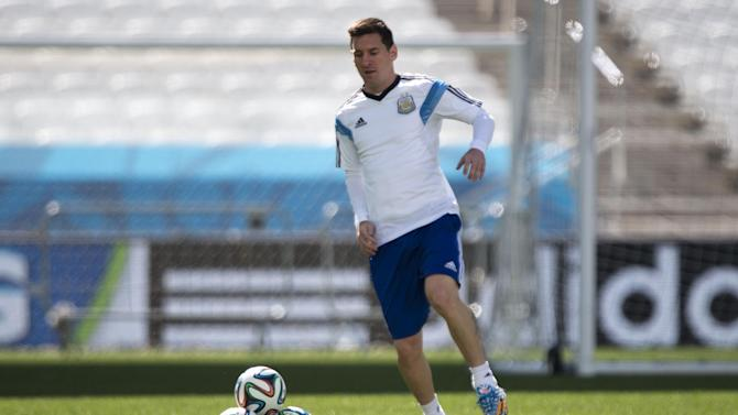 World Cup: Messi back in action, US vs Belgium