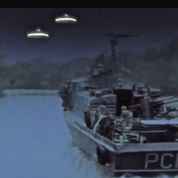 UFOs Show Up During War, Says Ex-Air Force Intelligence Officer