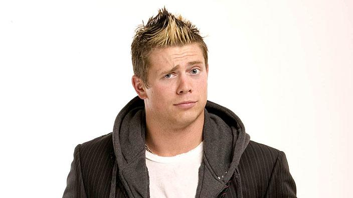 WWE Smackdown Superstar Mike Mizanin from the CW's Friday Night Smackdown!