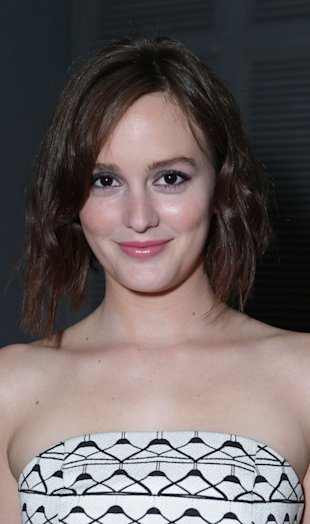 Leighton Meester Hair