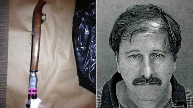 Cops: Serial Murder Gun Found in 'John Doe's' Duffel Bag