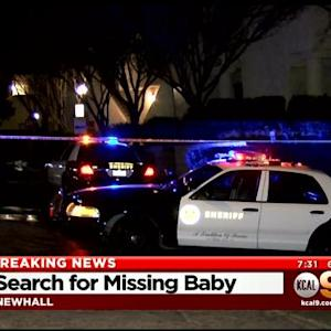 Search Underway For 3-Week-Old Girl In Newhall