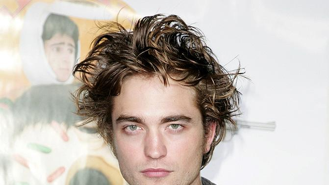 Sex Drive LA Premiere 2008 Robert Pattinson