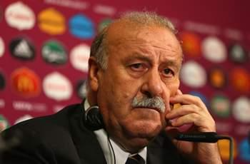 Del Bosque: France qualifying clashes are akin to cup knockout matches