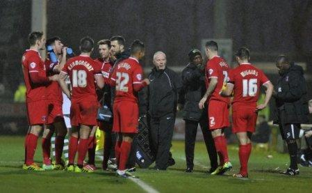 Soccer - Sky Bet Championship - Yeovil Town v Charlton Athletic - Huish Park
