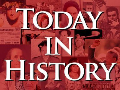Today in History, Jan. 30