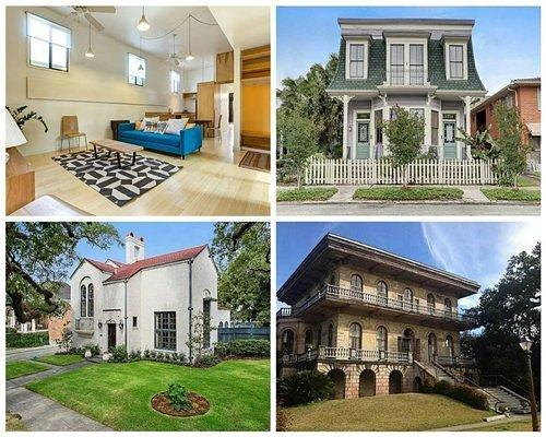 Renters Week 2015 : 6 Beautiful Rentals in New Orleans Currently on the Market