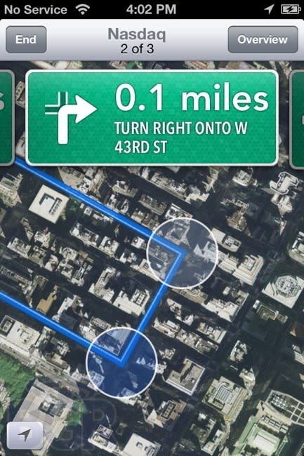 Fragmentation fighters bring Apple's 3D maps, navigation to iPhone 4 [video]