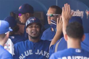 Blue Jays win 11th straight, beat Orioles 13-5