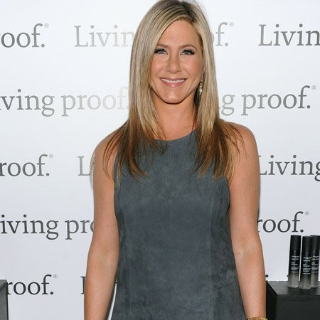 Jennifer Aniston 'fights for fitness'