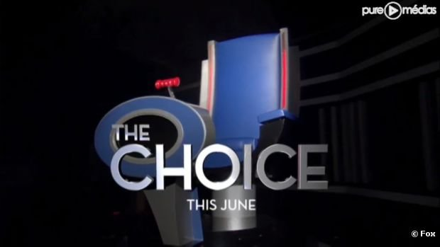 The Choice, le dating show qui s'inspire de The Voice