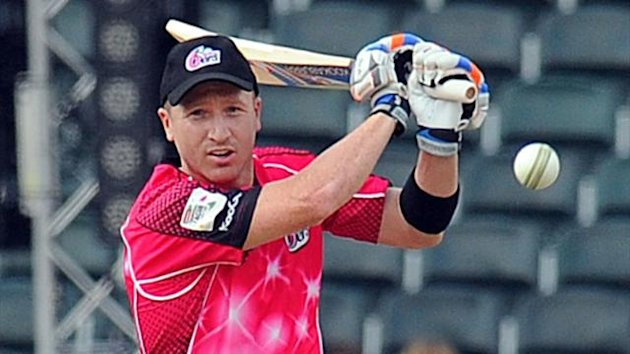 Brad Haddin of the Sydney Sixers (AFP)
